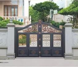 锦州铝艺门
