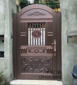 瓦房店铜门